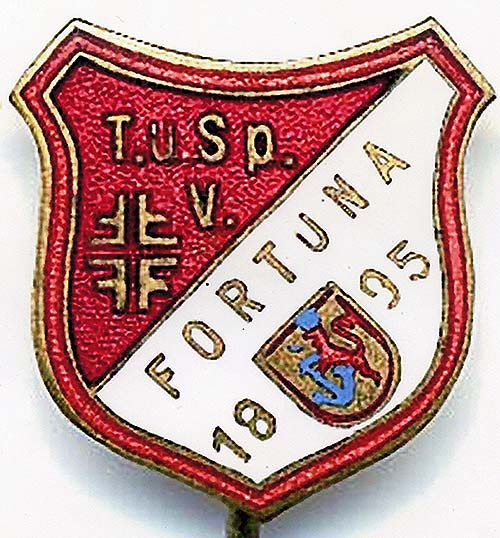 Fortuna Dusseldorf 1895 Geschichte Des Logos