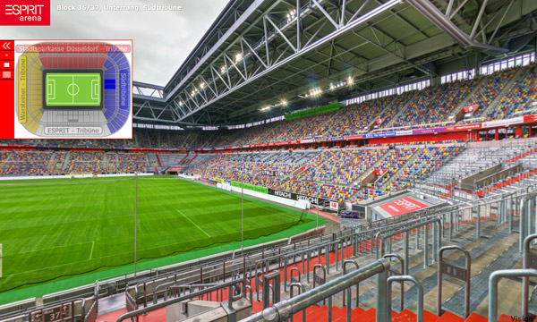 Fortuna Düsseldorf 1895 Ansichten
