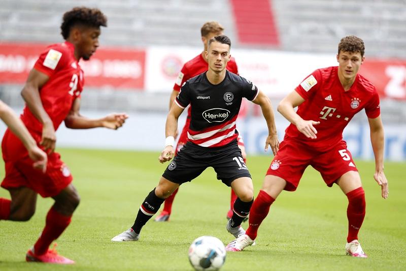 Fc Bayern Testspiele 2021