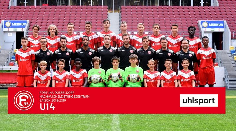 Fortuna Dusseldorf 1895 U14 Mit Tollem Auftritt Beim Talents Cup