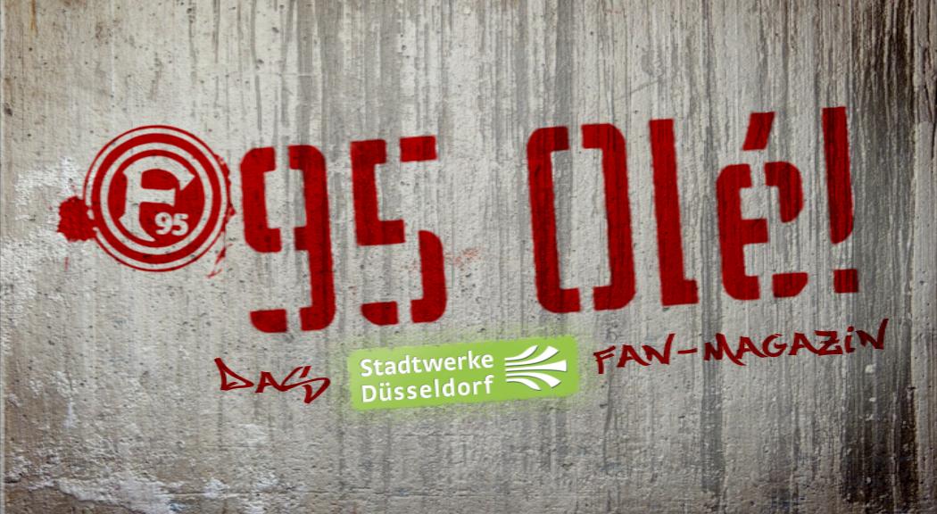 fortuna d sseldorf 1895 wiederanpfiff f r 95 ol das stadtwerke d sseldorf fan magazin. Black Bedroom Furniture Sets. Home Design Ideas
