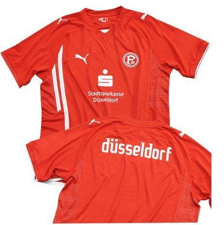 uk availability c9c7e a4f65 Fortuna Düsseldorf 1895: Aktuelle Trikots der Saison 2009 ...